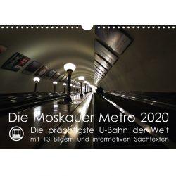 Die Moskauer Metro 2020